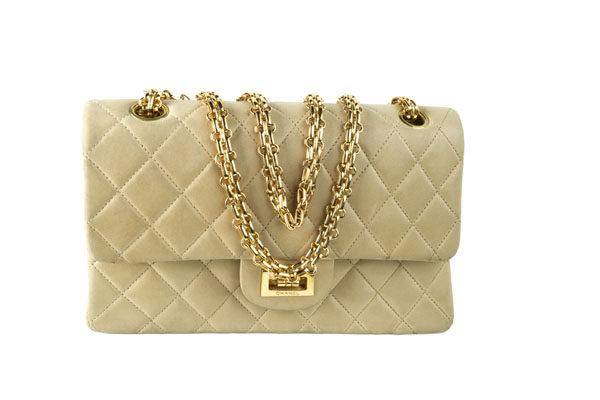 Chanel手包。(张学慧/大纪元)