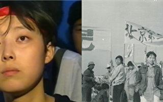 前CNN記者、六四學生唐路講述六四坦克屠殺