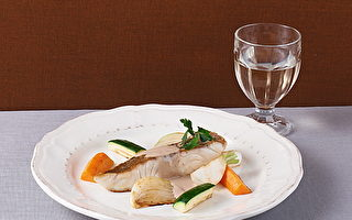 降血糖速效飲食:白肉魚佐義式白醬