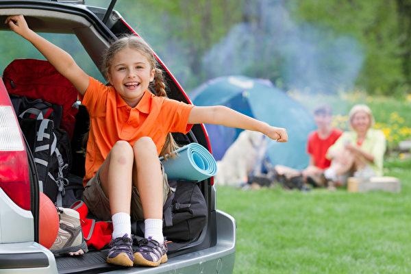 孩子们在夏令营感受到轻松与快乐。 (Fotolia)