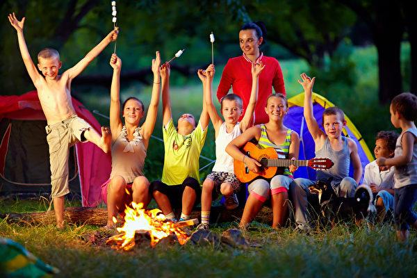 加国孩子怎样过暑假? 多项选择面面观