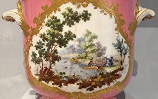 18世紀歐洲瓷器 再現尋常百姓的歡快