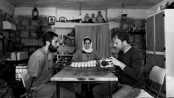 巴勒斯坦电影《情人。俘虏。偷车贼》(Love, Theft and Other Entanglements)。(台北电影节提供)