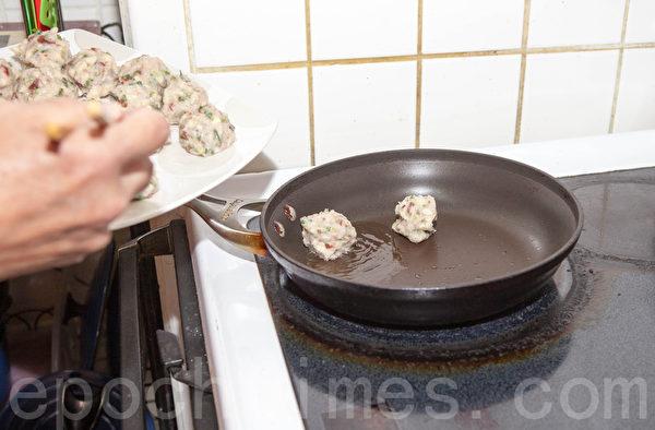 【梁厨美食】慈菇潤腸煎魚餅