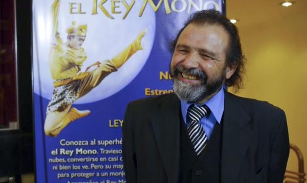 Miguel Ávila先生于6月11日晚在阿根廷首都布宜诺斯艾利斯的Opera剧院观看了神韵舞剧团的《西游记》演出。(新唐人)