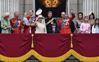 組圖:英女王官方慶生 喬治王子超萌露面
