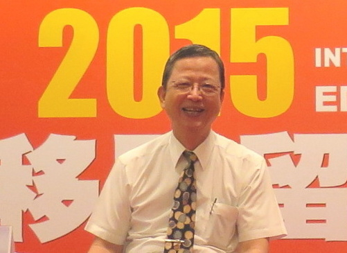 台灣移民商業同業公會名譽理事長梁榮貴表示,港澳居民赴台創業申請金額只需約50萬元港幣(200萬元新台幣),如果連續住滿5年,每年在台灣居住滿183日以上,就可以申請定居。(受訪者提供)