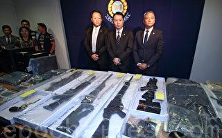 香港政改表决前警方拘十人 指其「涉串謀製炸彈」