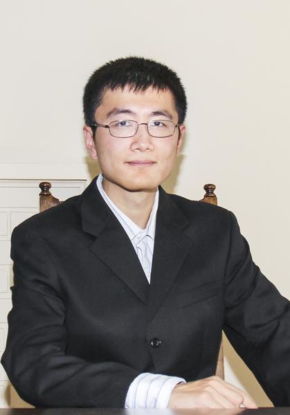SAT輔導老師Frank Dai。(Frank Dai提供)