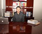 易通教育中心創辦人王百慶博士。(馬天祥/大紀元)