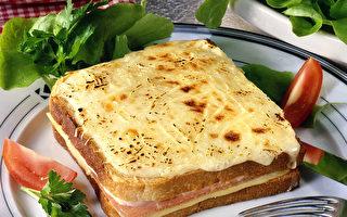 巴黎最棒的法式三明治