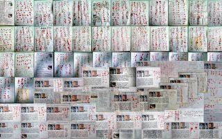 大陸反中共活摘器官簽名人數破五萬