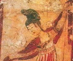 中國宮廷舞(四):大唐時期(上)