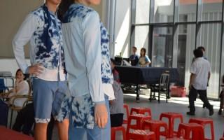 全球首款客家服飾 聯大成果展開辦