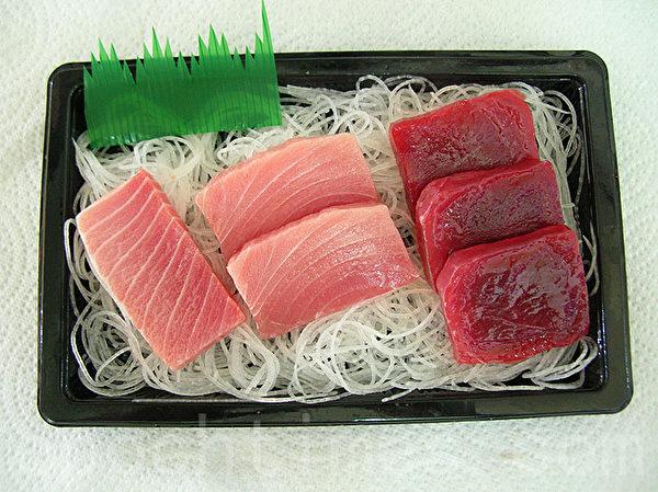 鲔鱼三品(旭昌海洋企业提供)
