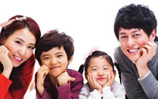 父母5大關懷  塑造孩子快樂生活