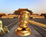 這一系列與憲法有關的措施,與法輪功學員控告起訴江澤民大潮同時發生。 (大紀元合成圖片)