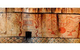 中國宮廷舞(二):兩漢時期