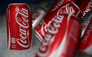 可口可乐第二季获利升两成 超预期