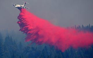 尔湾241号州际公路附近爆发山火 延烧230英亩