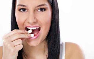 常吃口香糖的五大危害