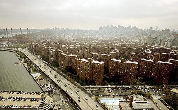 紐約。(Mario Tama/Getty Images)
