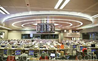 大陸股災凸顯香港金融中心優勢