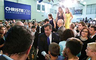 新泽西州长克里斯蒂正式参选美国总统