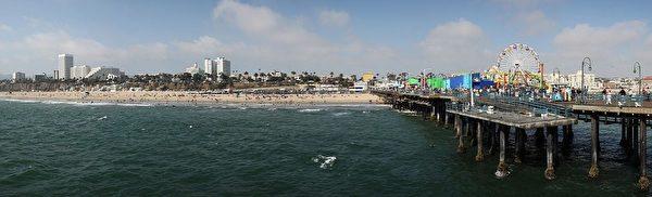聖塔莫尼卡(Santa Monica)。(Fotolia)