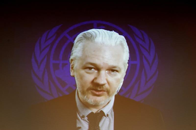 維基解密創始人被判入獄50週
