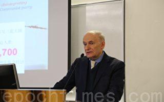国际人权律师南澳公众论坛演讲