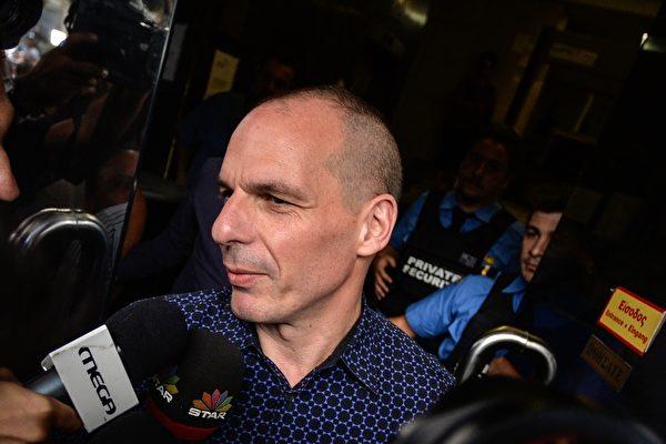 希腊财长辞职 德国批公投结果 欧元区陷困境