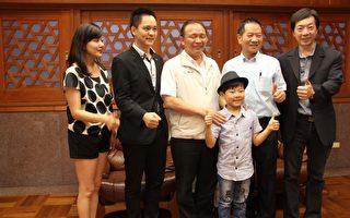 旅澳魔术师黄信凯  台湾之光国际展现