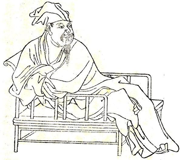 """""""唐宋八大家"""",宋代五人均出自欧阳修门下,而且都是以布衣之身被他相中、提携而名扬天下。(维基百科公有领域)"""