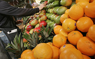 研究:多数美国人果蔬摄入量严重不足