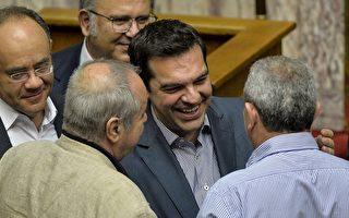 希臘國會通過新紓困提案 左翼聯盟現分歧