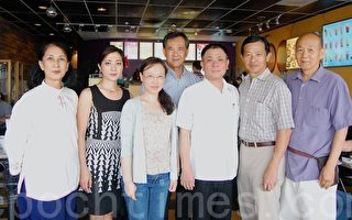 Coco' Café參選「僑營臺灣美食餐廳」