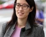 因控告硅谷創投公司KPCB性別歧視案而受到關注的鮑康如。(Justin Sullivan/Getty Images)