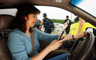 严惩开车用手机 西澳将罚款升至1000元