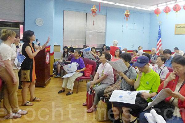 东城河滨防灾规划 华埠段30日交社区讨论