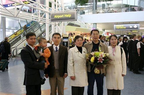 前省委宣傳部副處長一家四口控告江澤民