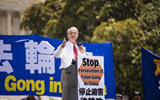 美国会议员谴责大陆公安报复告江民众