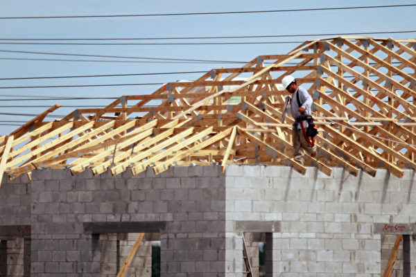 房市持續繁榮 美國建商信心指數20年最高