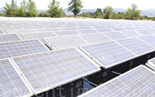 「水上飄」太陽能電池 支撐起北加州世紀酒莊