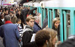 巴黎游民地铁发履历 数千网友感动助求职