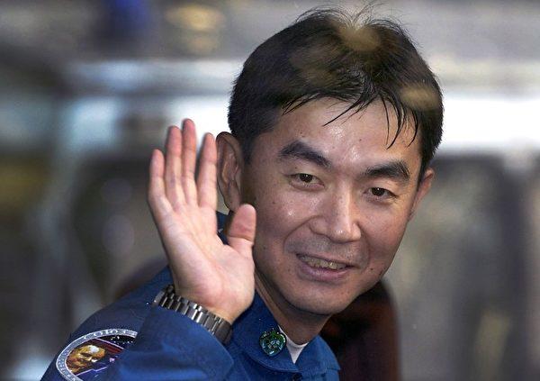 油井是日本宇宙航空研究開發機構(JAXA)的新一代宇航員,曾當過航空自衛隊試飛員。(AFP)