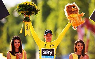 2015年环法大赛 英国车手弗罗姆再次登顶