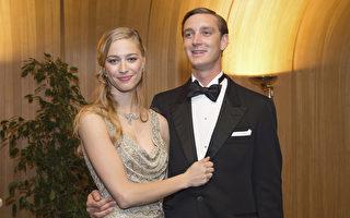 摩纳哥王子大婚 美丽新娘是意大利贵族