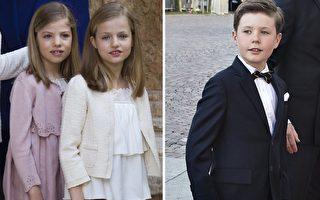 喬治兄妹之外 認識7位可愛的小王子公主