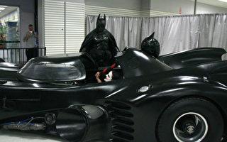加拿大主幹道大塞車 原來是蝙蝠俠惹的禍